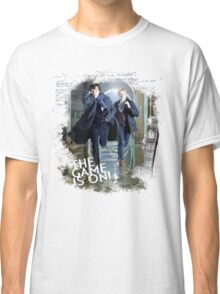 Sherlock: The Game is On! Classic T-Shirt