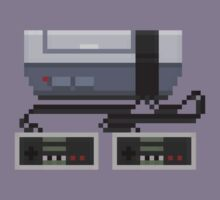 NES by AVirileEgo