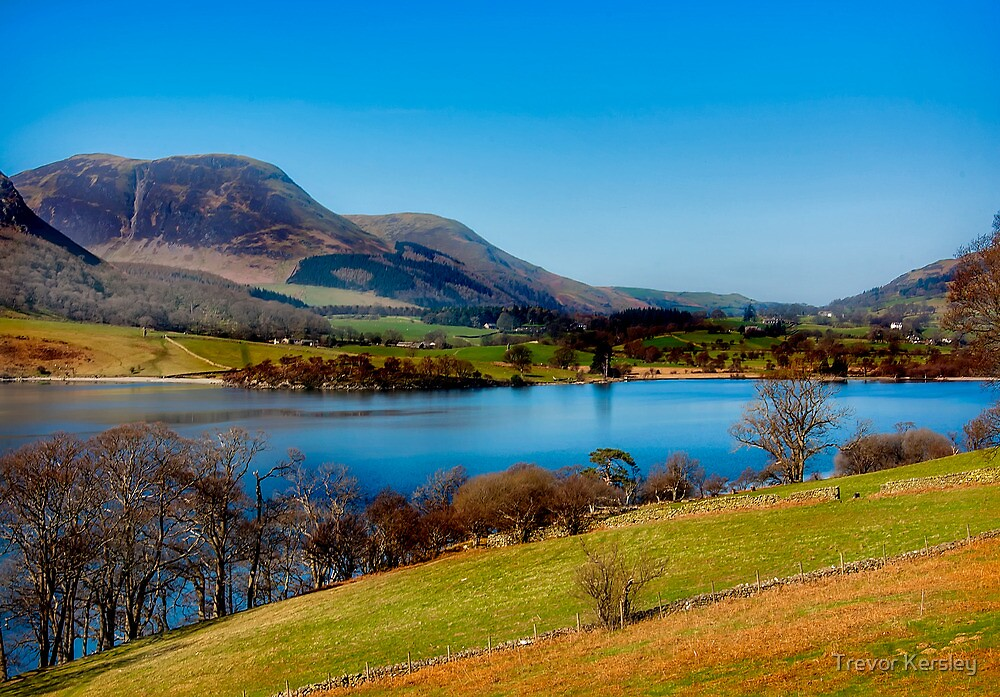 Buttermere  Lake District by Trevor Kersley