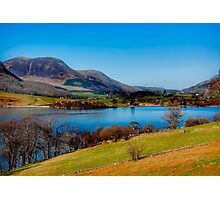Buttermere  Lake District Photographic Print