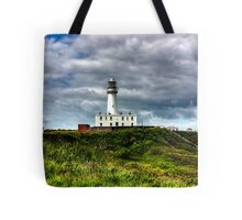 Flamborough Head Lighthouse Tote Bag