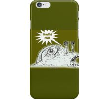 Snail'd it 02 iPhone Case/Skin
