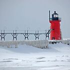 South Pier Freeze by BiggerPicture