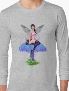 Naughty Fae Long Sleeve T-Shirt