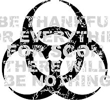 Zombies - Biohazard by wallyhawk