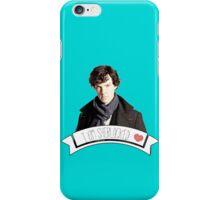 I AM SHERLOCK - PHONE CASE iPhone Case/Skin