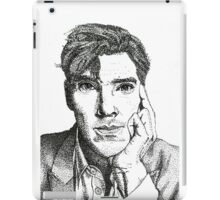 Benedict Cumberbatch - The Man out of Time iPad Case/Skin