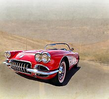 Dreaming Corvette by LarryB007