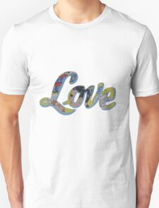 Comic book Love pop art T-Shirt