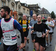 Runners - Bath Half 2014 by Lauren Tucker