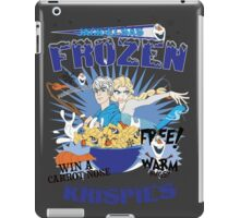 Frozen Krispies iPad Case/Skin