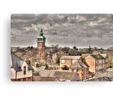 Loughborough Carillon War Memorial Canvas Print