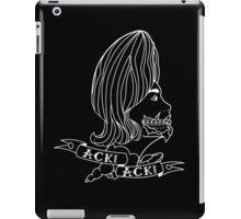 ACK ACK!! iPad Case/Skin
