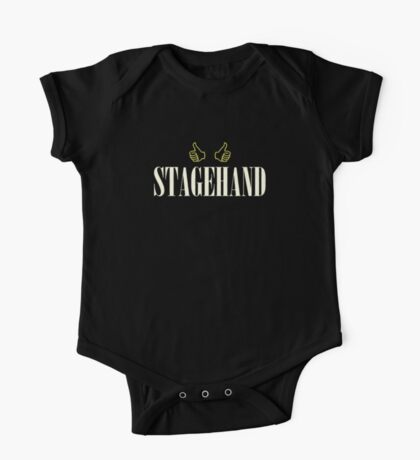 Vintage Stagehand One Piece - Short Sleeve