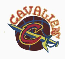 Cavaliers design by nbatextile