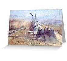 Algeria Tamanrasset Greeting Card