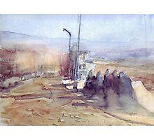 Algeria Tamanrasset Photographic Print