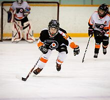 Hockey Shots by Erin Fitzgibbon
