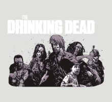 THE DRINKING DEAD by Indayahlove