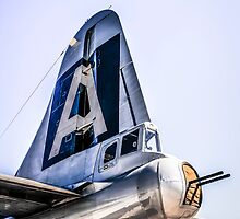 B29 Superfortress by chris-csfotobiz