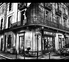 Bordeaux alley by SLIL5