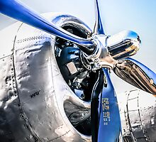 B29 Wright Cyclone R-3350 by chris-csfotobiz