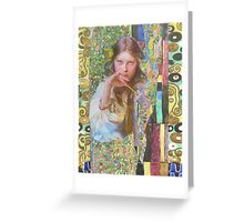 Paint Your World Greeting Card
