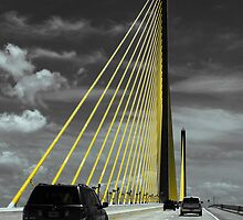 Sunshine Skyway by Wrayzo