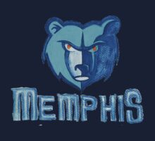 Memphis Grizzlies design by nbatextile