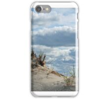 Sand Dune at Lavallette New Jersey  iPhone Case/Skin