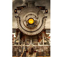 Locomotive 2562 Photographic Print