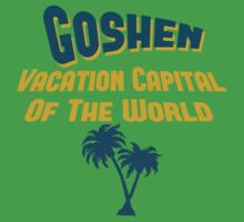 Goshen Vacation Capital Kids Clothes