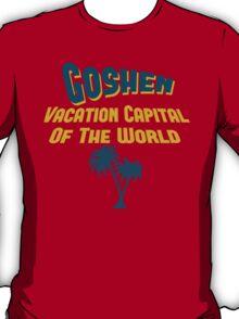 Goshen Vacation Capital T-Shirt