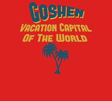 Goshen Vacation Capital Unisex T-Shirt