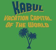 Kabul Vacation Capital Kids Clothes