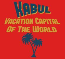 Kabul Vacation Capital Kids Clothes