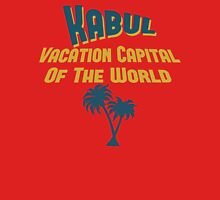 Kabul Vacation Capital Unisex T-Shirt
