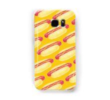 Hot Dogs Samsung Galaxy Case/Skin