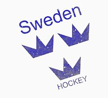 Sweden Hockey Unisex T-Shirt
