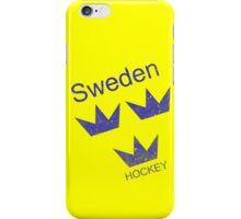 Sweden Hockey iPhone Case/Skin