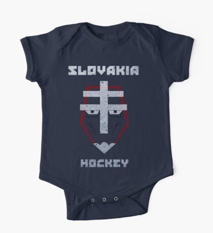 Slovakia Hockey Kids Clothes