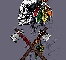 Chicago Blackhawks by GrimaceGraphics