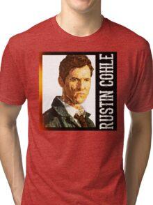 True Detective   Tri-blend T-Shirt