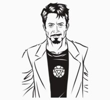 I am Tony Stark. by artoftheman