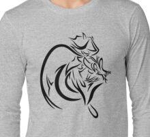 A Dark Wind  Long Sleeve T-Shirt