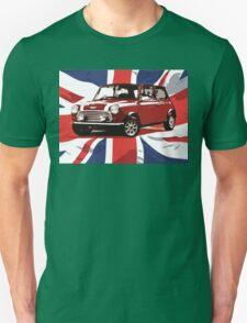 Cool Britannia Austin Mini  T-Shirt