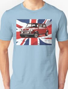 Cool Britannia Austin Mini  Unisex T-Shirt