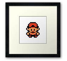 AJDNNW (No Text) Framed Print