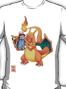 Go home Charizard, you're drunk. T-Shirt