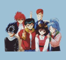 Yu Yu Hakusho group by crazyfangirl97